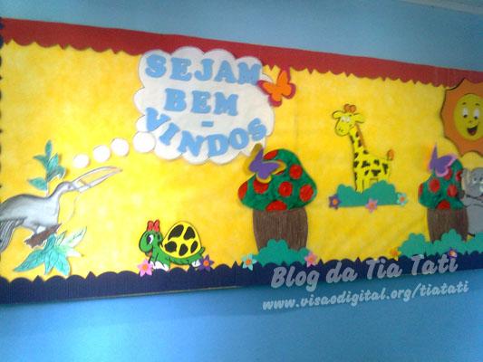 Pain is atividades jardim colorido para o ensino infantil for Mural de fotos 1 ano