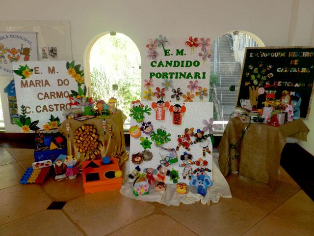 Modelos de lembrancinhas para o dia do meio ambiente e da for Mural sobre o meio ambiente