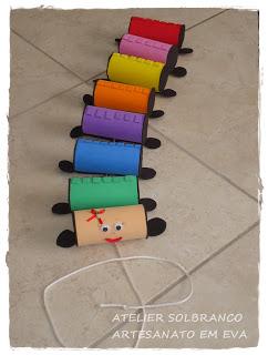 Atividades Jardim colorido para o Ensino Infantil
